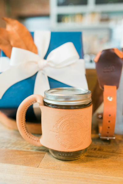 Journeyman Mug | Anchor Leather Co. | Davidson