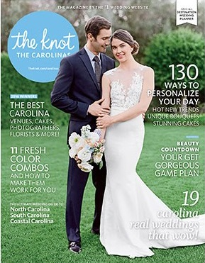 The Knot Magazine The Carolinas-FallWinter 2016.jpg