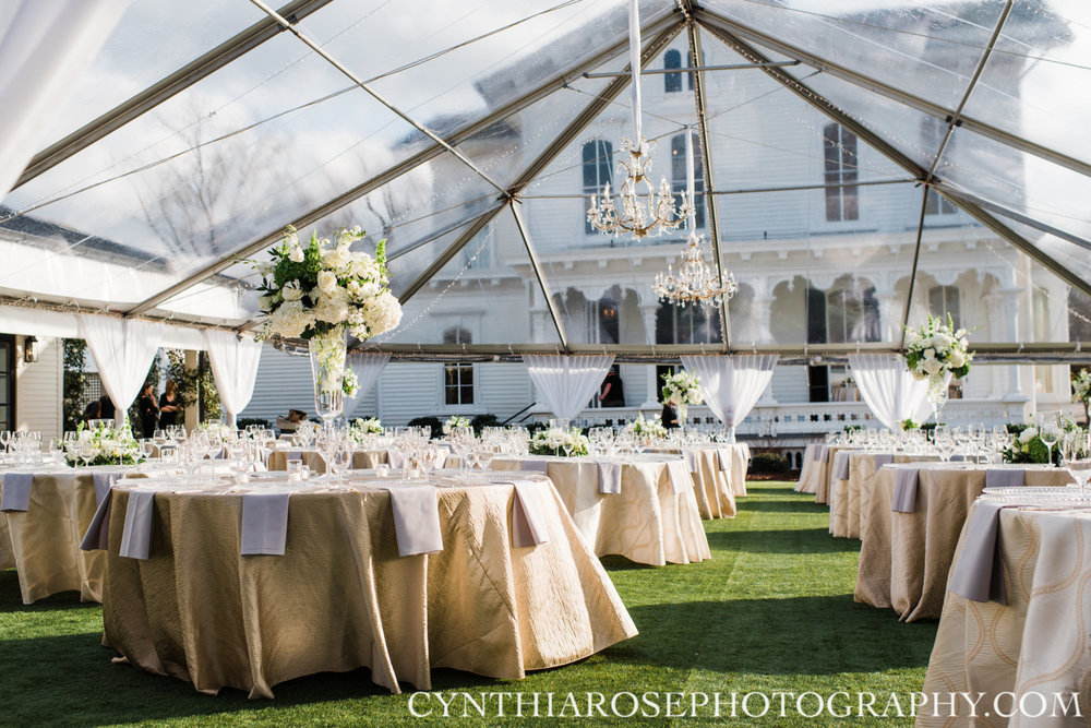 Planning:  La Fête   Photography:  Cynthia Rose   Florals:  Artfully Arranged   Catering:  Mitchell's Catering   Rentals:  Party Reflections  &  Themeworks Creative