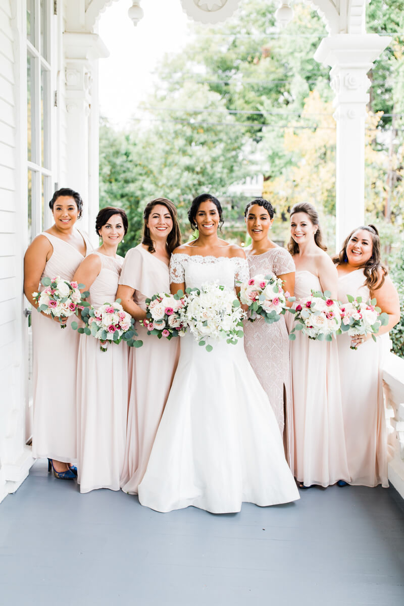 The Carolinas Magazine   Raleigh Wedding Photos - Merrimon-Wynne