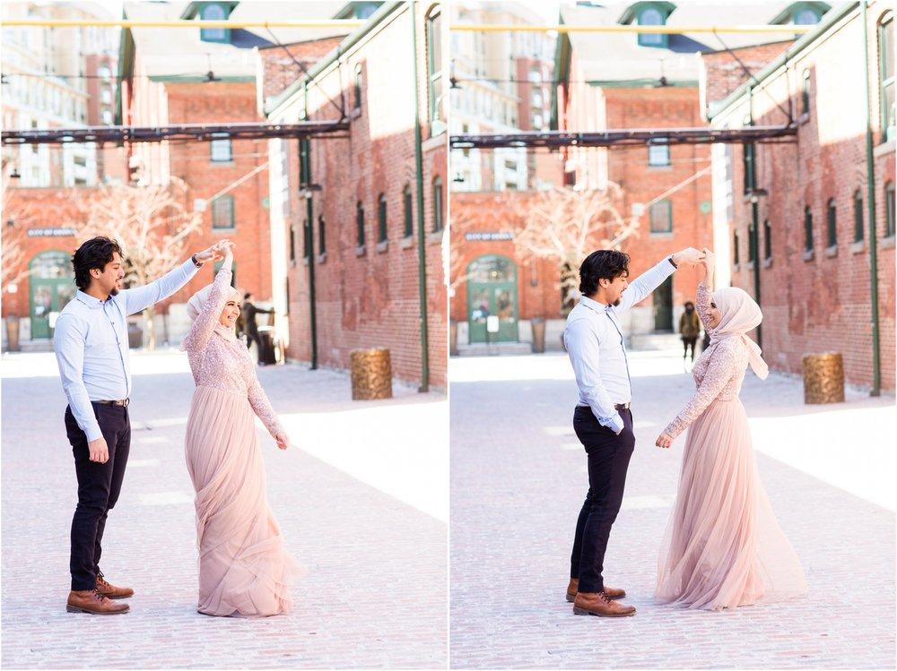 Humber-Bay-Bridge-Distillery-District-Engagement-Session-Toronto-Mississauga-Brampton-Scarborough-GTA-Pakistani-Indian-Wedding-Engagement-Photographer-Photography_0026.jpg