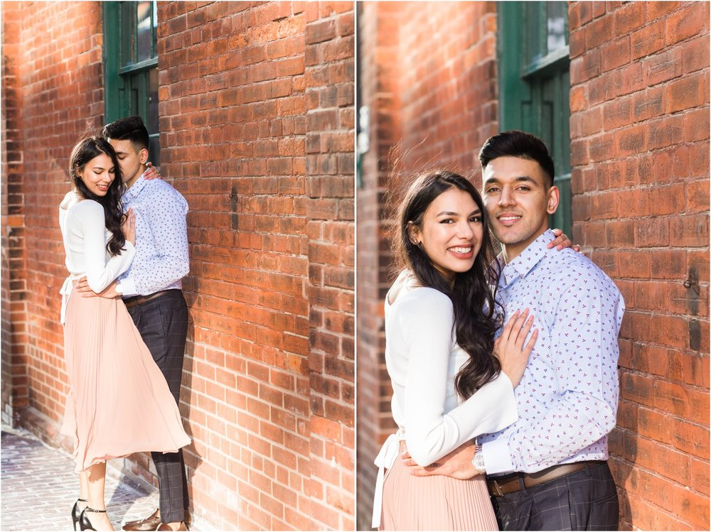 Distillery-District-Finanical-District-Downtown-Engagement-Session-Toronto-Mississauga-Brampton-Scarborough-GTA-Pakistani-Indian-Wedding-Engagement-Photographer-Photography_0005.jpg