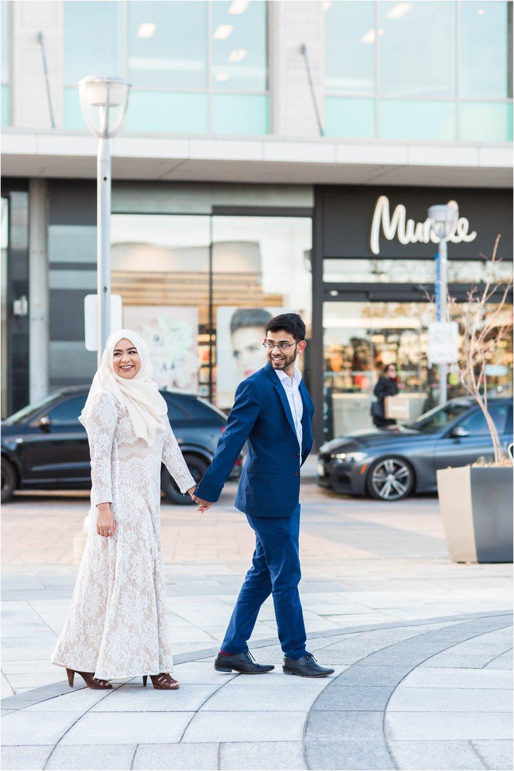 Shops-at-Don-Mills-Engagement-Session-Toronto-Mississauga-Brampton-Scarborough-GTA-Pakistani-Indian-Wedding-Engagement-Photographer-Photography_0013.jpg