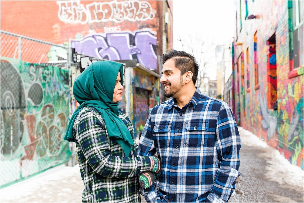 Graffiti-Alley-U-of-T-Engagement-Session-Toronto-Mississauga-Brampton-Scarborough-GTA-Pakistani-Indian-Wedding-Engagement-Photographer-Photography_0003.jpg
