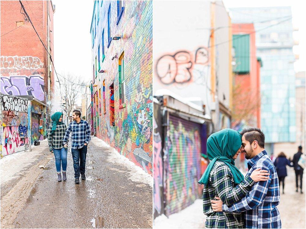 Graffiti-Alley-U-of-T-Engagement-Session-Toronto-Mississauga-Brampton-Scarborough-GTA-Pakistani-Indian-Wedding-Engagement-Photographer-Photography_0006.jpg