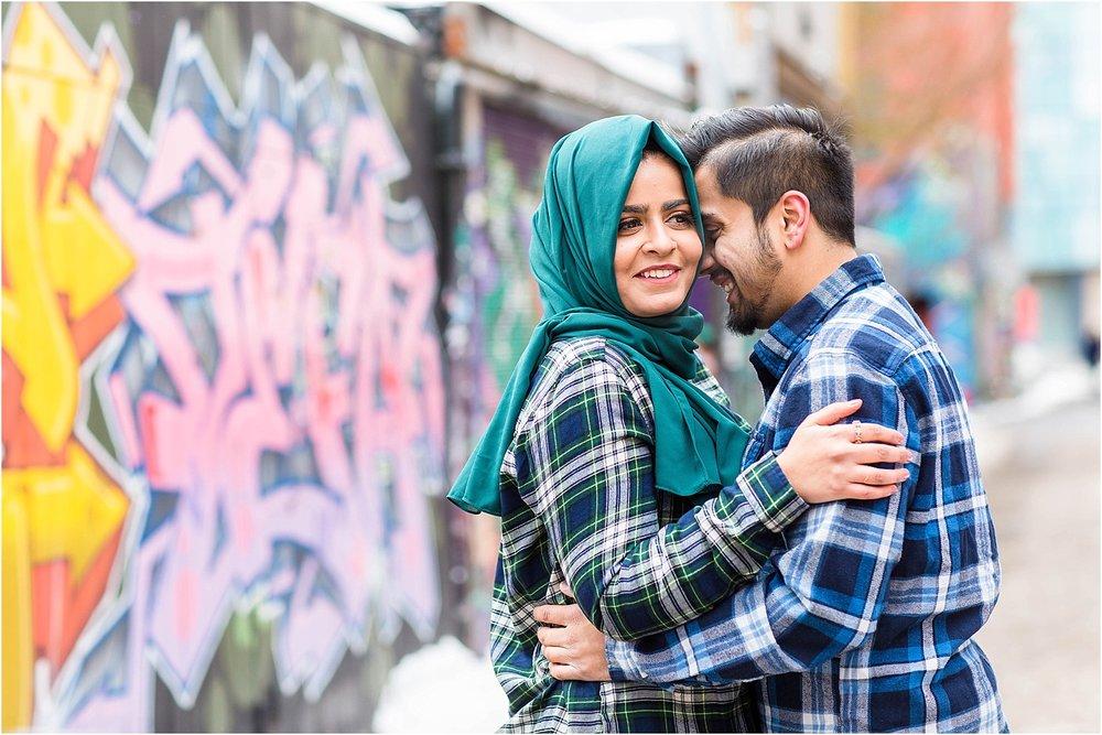 Graffiti-Alley-U-of-T-Engagement-Session-Toronto-Mississauga-Brampton-Scarborough-GTA-Pakistani-Indian-Wedding-Engagement-Photographer-Photography_0008.jpg