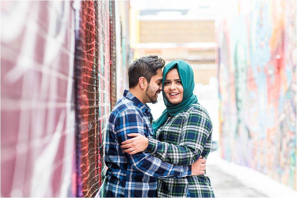Graffiti-Alley-U-of-T-Engagement-Session-Toronto-Mississauga-Brampton-Scarborough-GTA-Pakistani-Indian-Wedding-Engagement-Photographer-Photography_0014.jpg