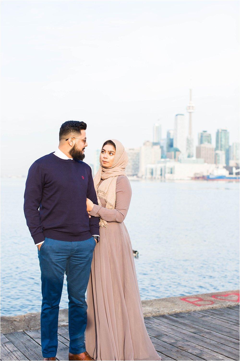 Polson-Pier-Distillery-District-Engagement-Session-Toronto-Mississauga-Brampton-Scarborough-GTA-Pakistani-Indian-Wedding-Engagement-Photographer-Photography_0001.jpg