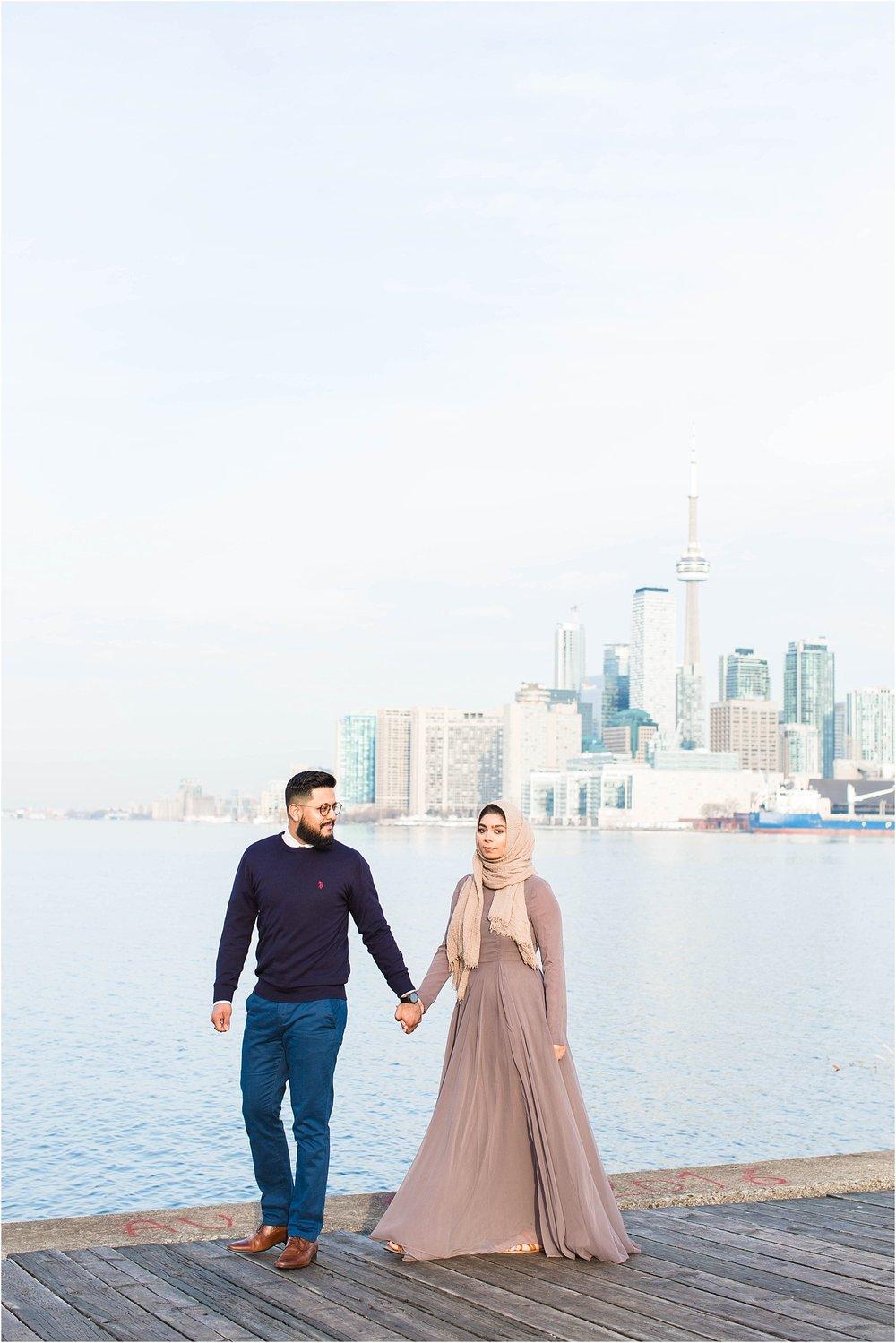 Polson-Pier-Distillery-District-Engagement-Session-Toronto-Mississauga-Brampton-Scarborough-GTA-Pakistani-Indian-Wedding-Engagement-Photographer-Photography_0004.jpg