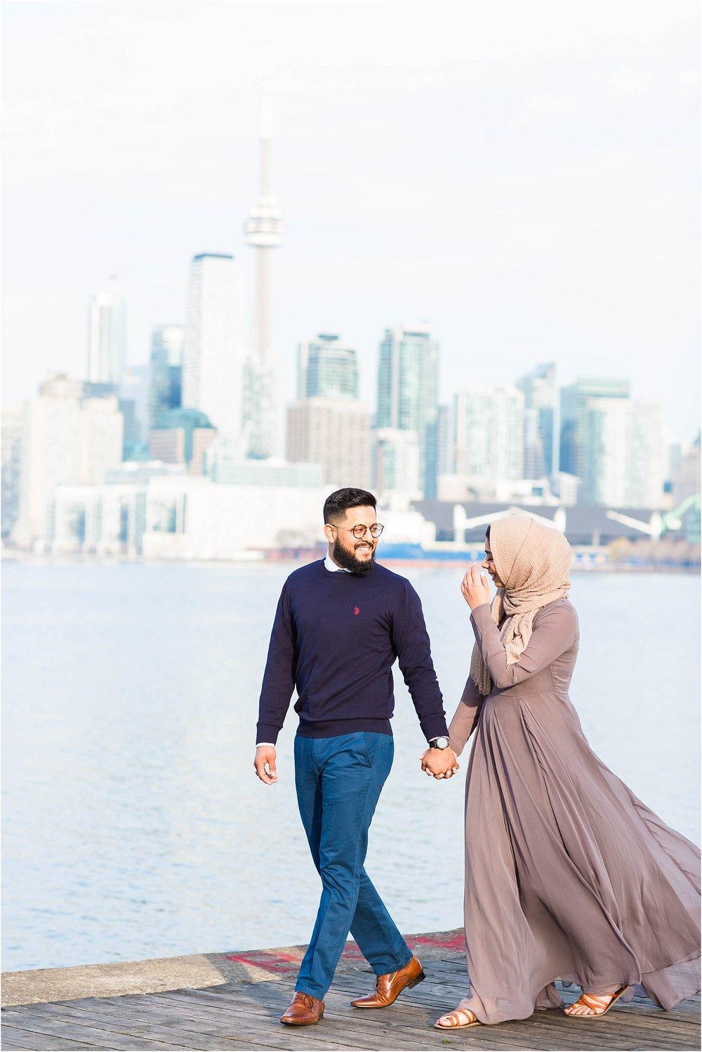 Polson-Pier-Distillery-District-Engagement-Session-Toronto-Mississauga-Brampton-Scarborough-GTA-Pakistani-Indian-Wedding-Engagement-Photographer-Photography_0015.jpg