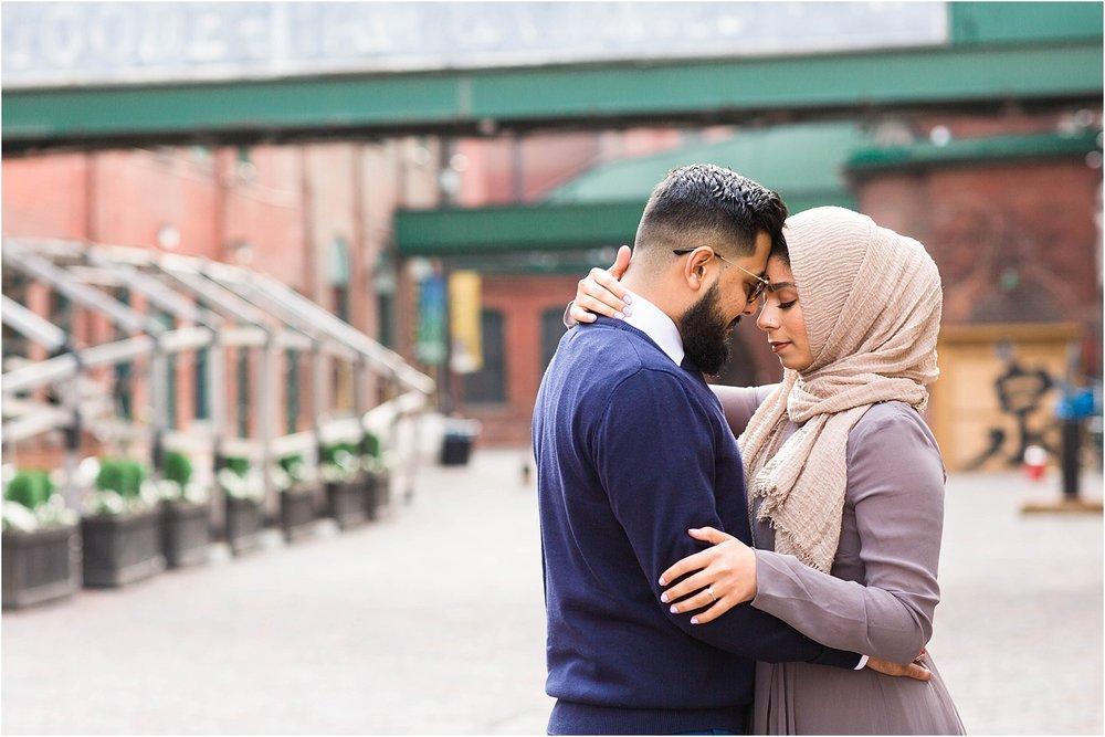 Polson-Pier-Distillery-District-Engagement-Session-Toronto-Mississauga-Brampton-Scarborough-GTA-Pakistani-Indian-Wedding-Engagement-Photographer-Photography_0023.jpg