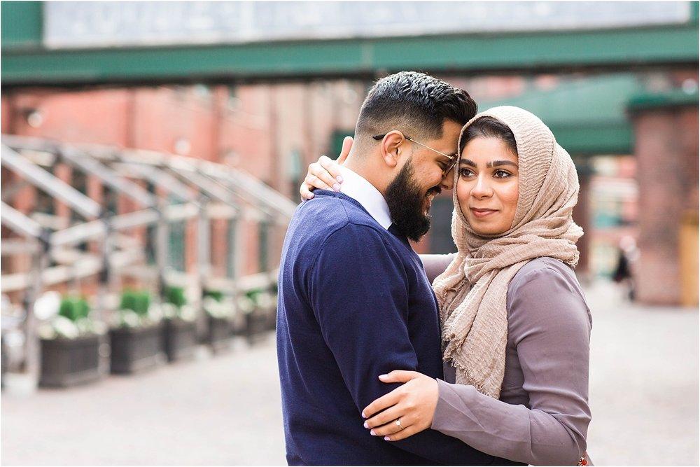 Polson-Pier-Distillery-District-Engagement-Session-Toronto-Mississauga-Brampton-Scarborough-GTA-Pakistani-Indian-Wedding-Engagement-Photographer-Photography_0025.jpg