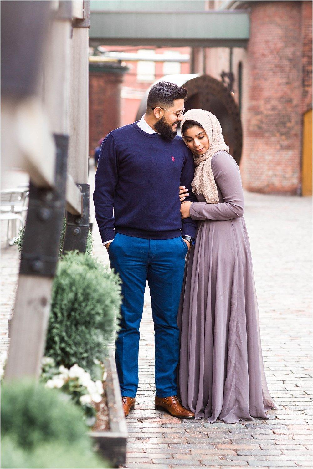 Polson-Pier-Distillery-District-Engagement-Session-Toronto-Mississauga-Brampton-Scarborough-GTA-Pakistani-Indian-Wedding-Engagement-Photographer-Photography_0029.jpg