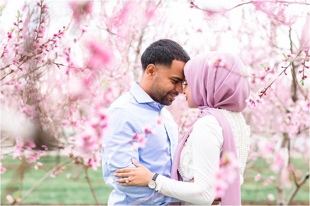 Niagara-on-the-lake-cherry-blossom-farm-Engagement-Session-Toronto-Mississauga-Brampton-Scarborough-GTA-Pakistani-Indian-Wedding-Engagement-Photographer-Photography_0007.jpg
