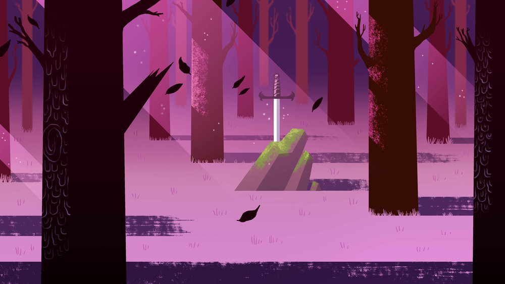 Sword in the Forest