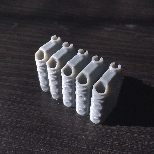 clones    #3DPrinted #3DPrinting #3DBrooklyn #Cubify #Design #Brooklyn #ProductDesign