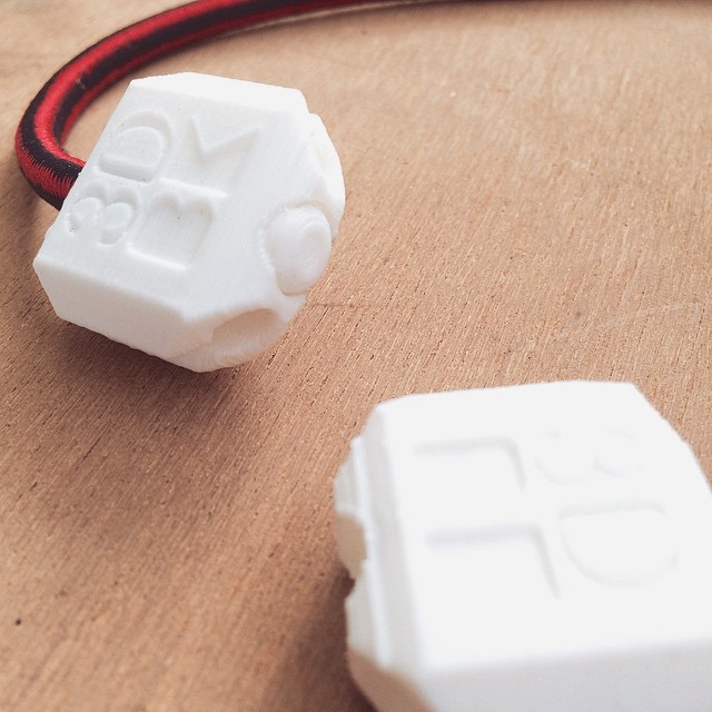 New bungees in the works     #3DPrinted #3DPrinting #3DBrooklyn #Cubify #Design #Brooklyn #ProductDesign