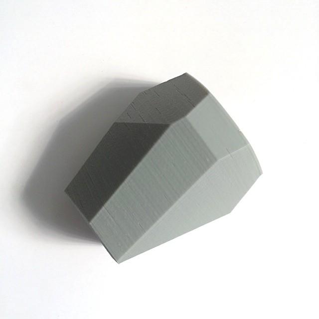Sneak Peak #3DPrinted #3DPrinting #3DBrooklyn #Cubify #Design #Brooklyn #ProductDesign