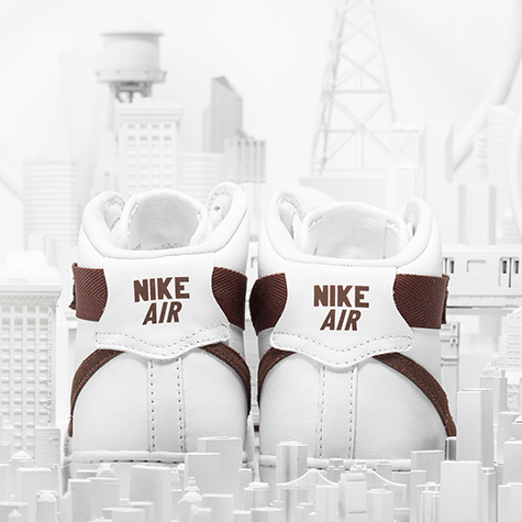 Nike 3d printing props Madbury Club