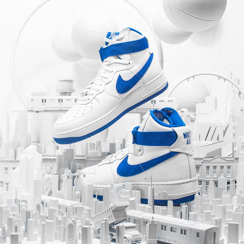 Nike 3d print props Madbury Club