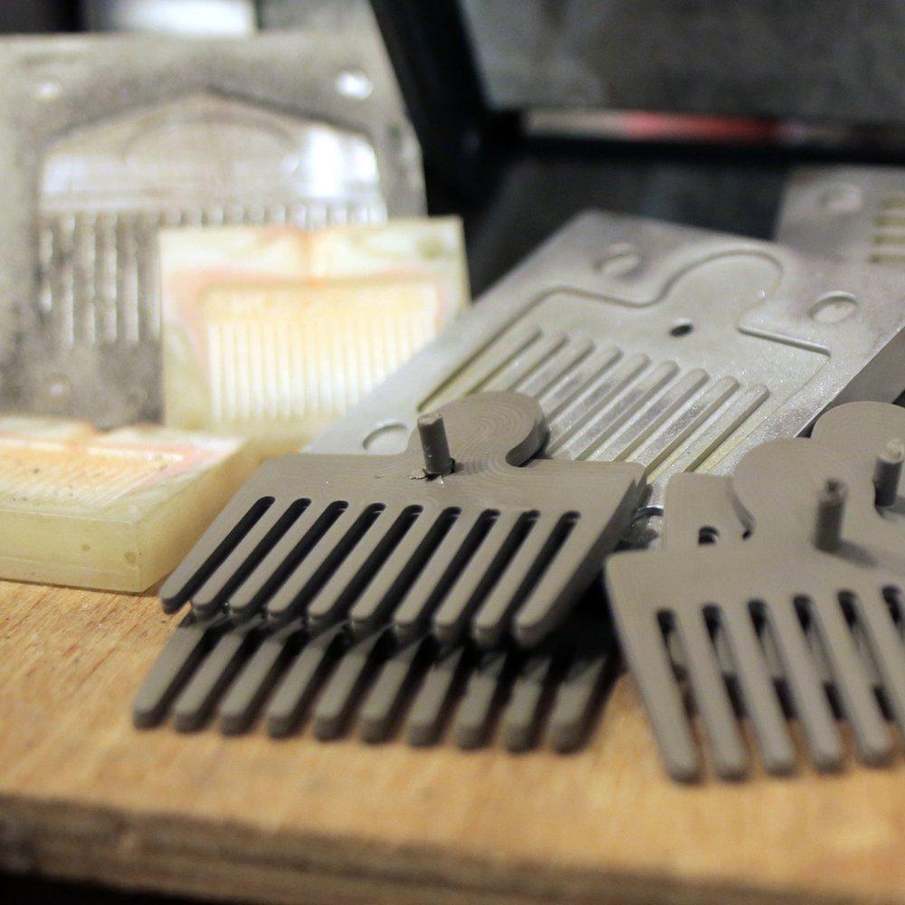 3D Printed Molds High Temperature Materials
