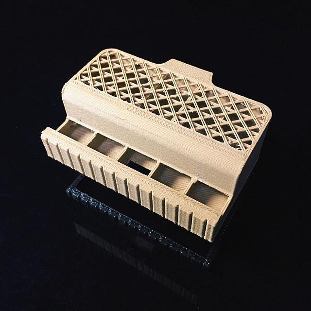 3D Printed iPhone amp dock