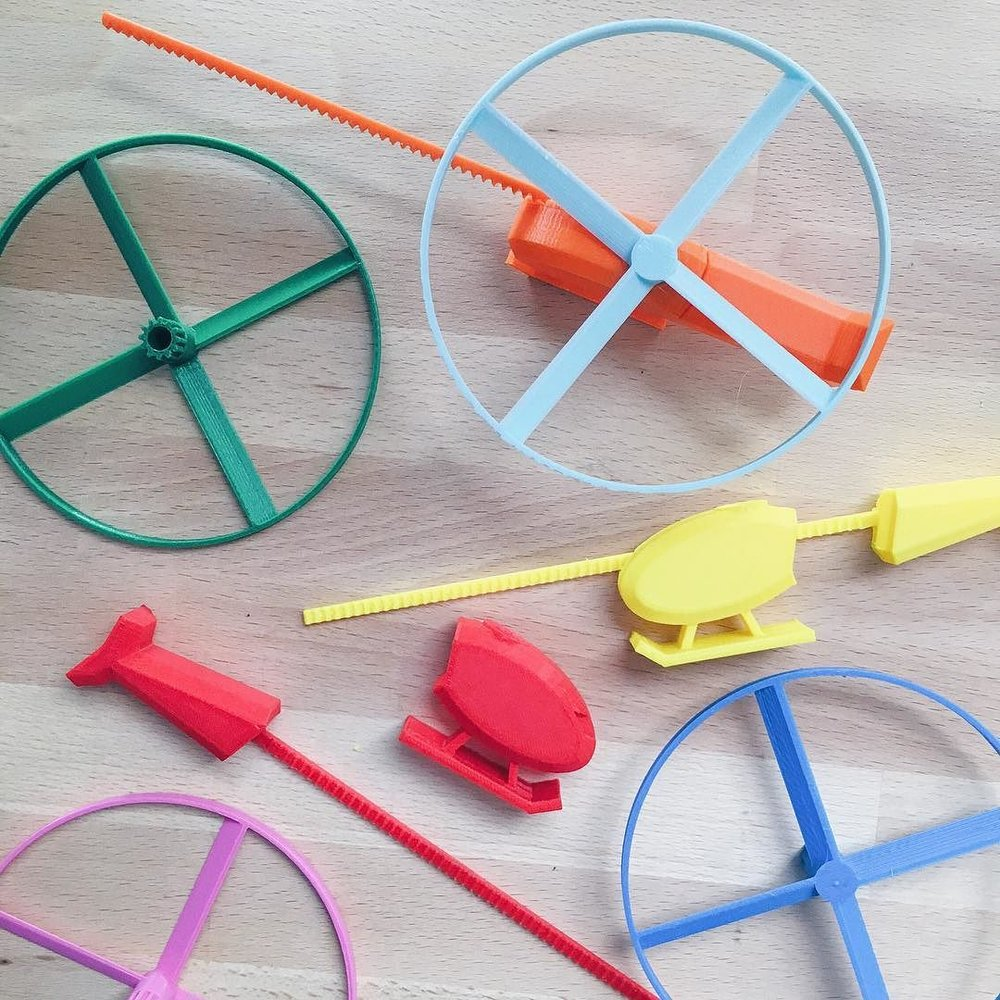 Customize 3D Printed Toys in Brooklyn