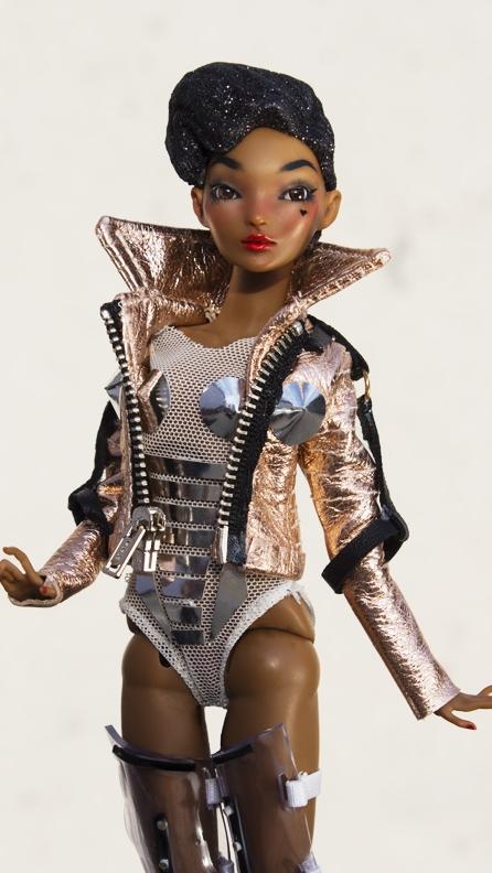 Pidgin Doll 3D printing