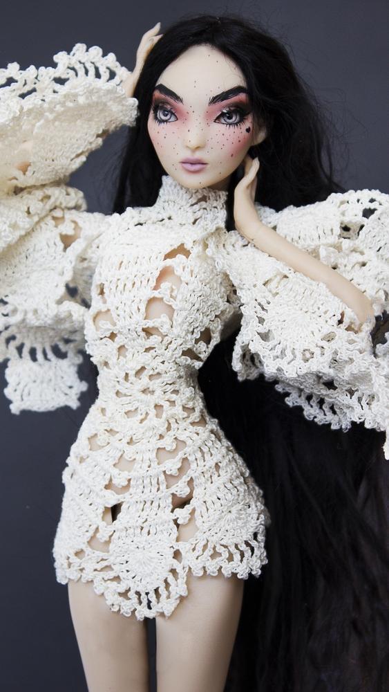 Pidgin Doll 3D Modeling 3D printing