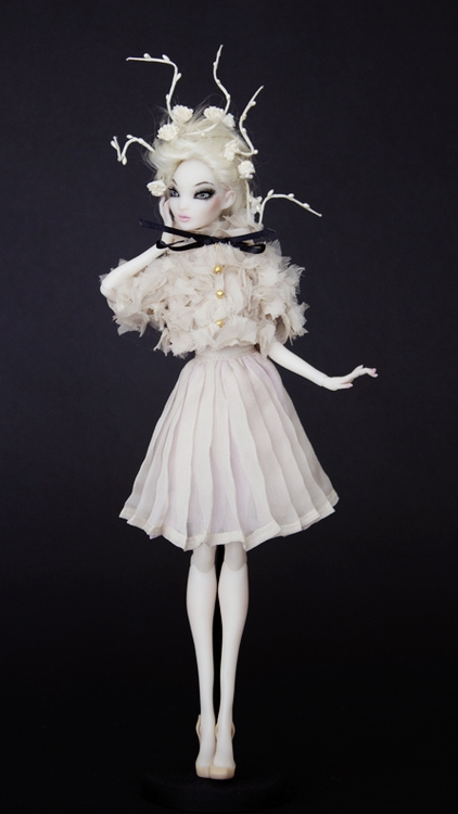 Pidgin Doll Custom design