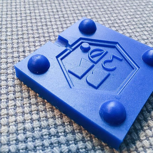 3D Printed Custom Resin Molds by 3D Brooklyn