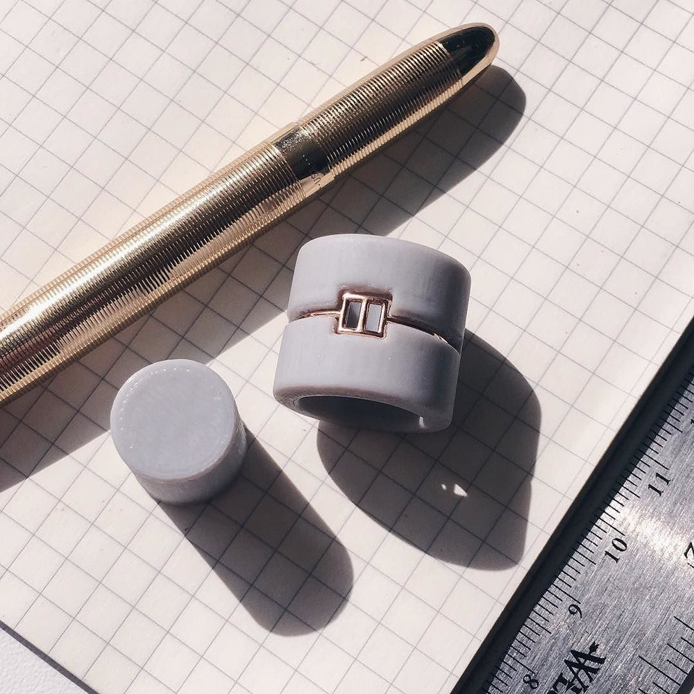 Custom rose gold ring and PLA case.jpg