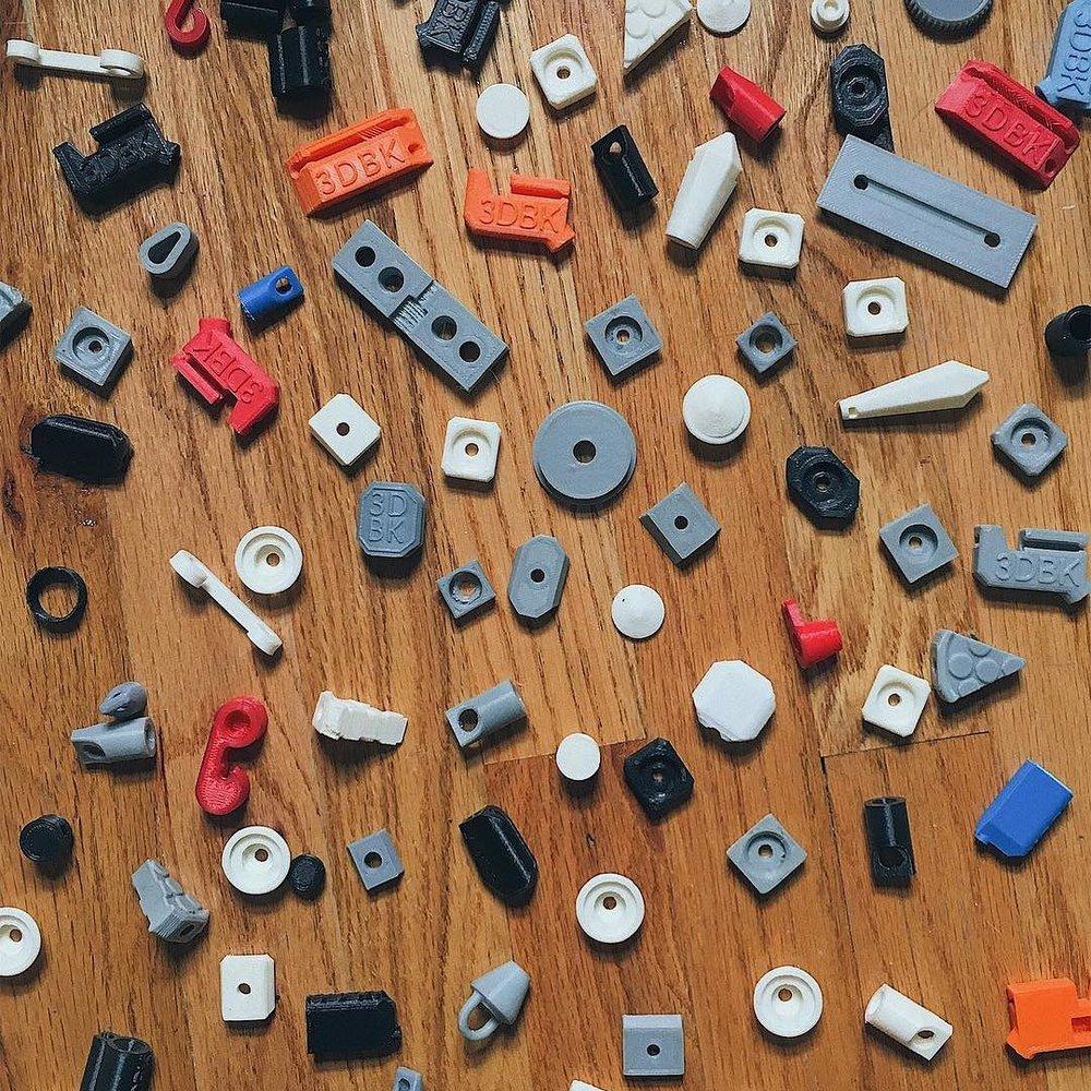 prototyping parts