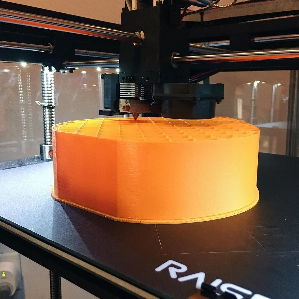 professional 3d printing service