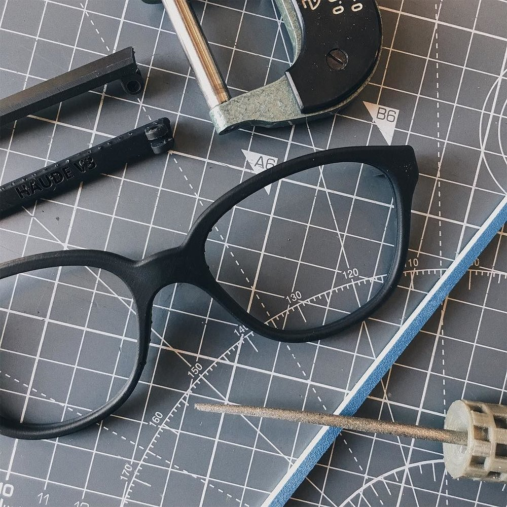 custom 3d printed glasses