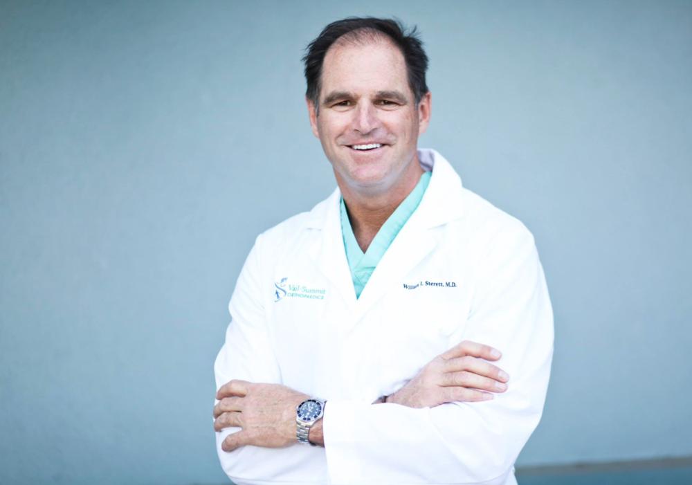 For more information, please visit Dr. Sterett's official website at www.drsterett.com