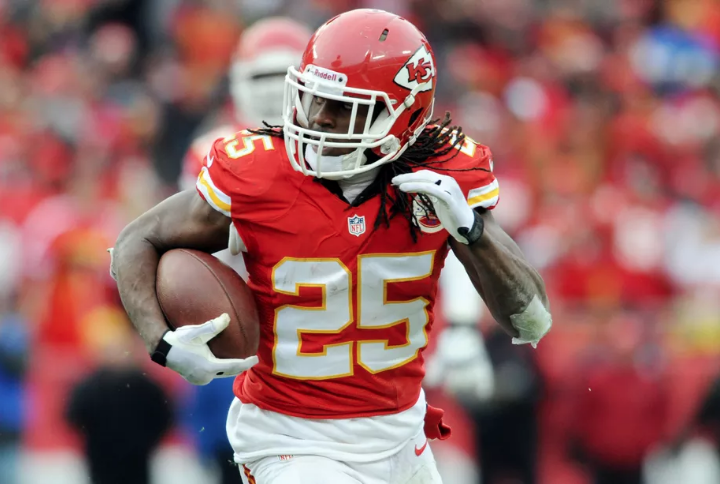 Jamaal Charles recently suffered a meniscus tear after returning from an ACL Reconstruction.
