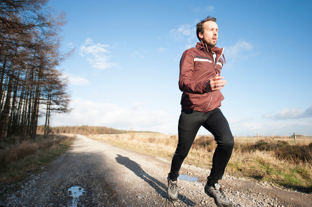 Running is a great way to lose weight, but it can be tough on the knees....