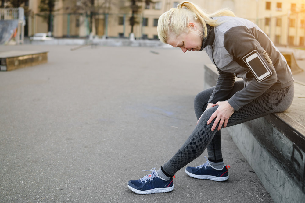 Knee Instability? - See a doctor.