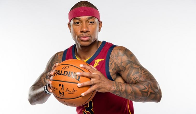 Isaiah thomas - Cleveland Cavaliers