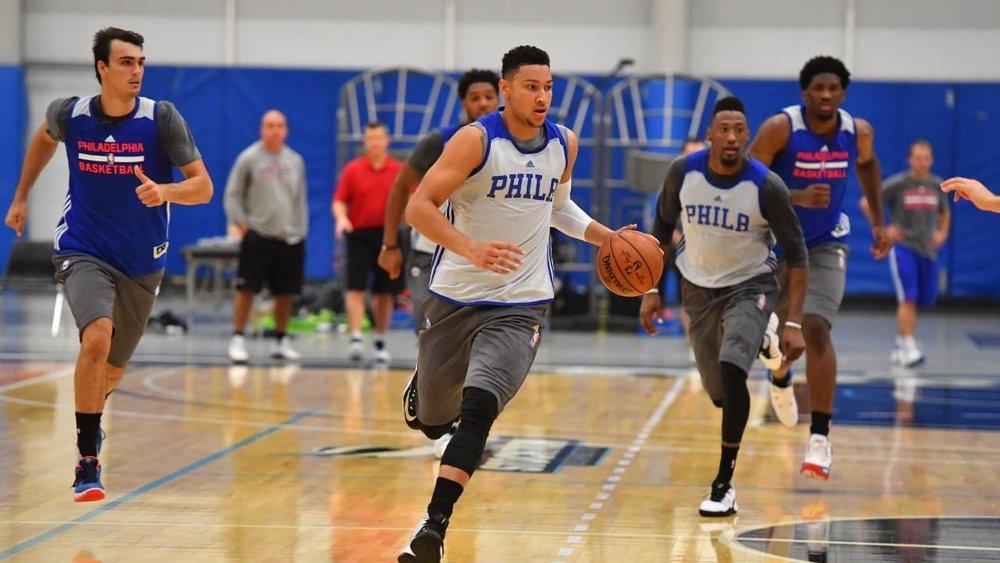 Ben Simmons - Philadelphia 76ers