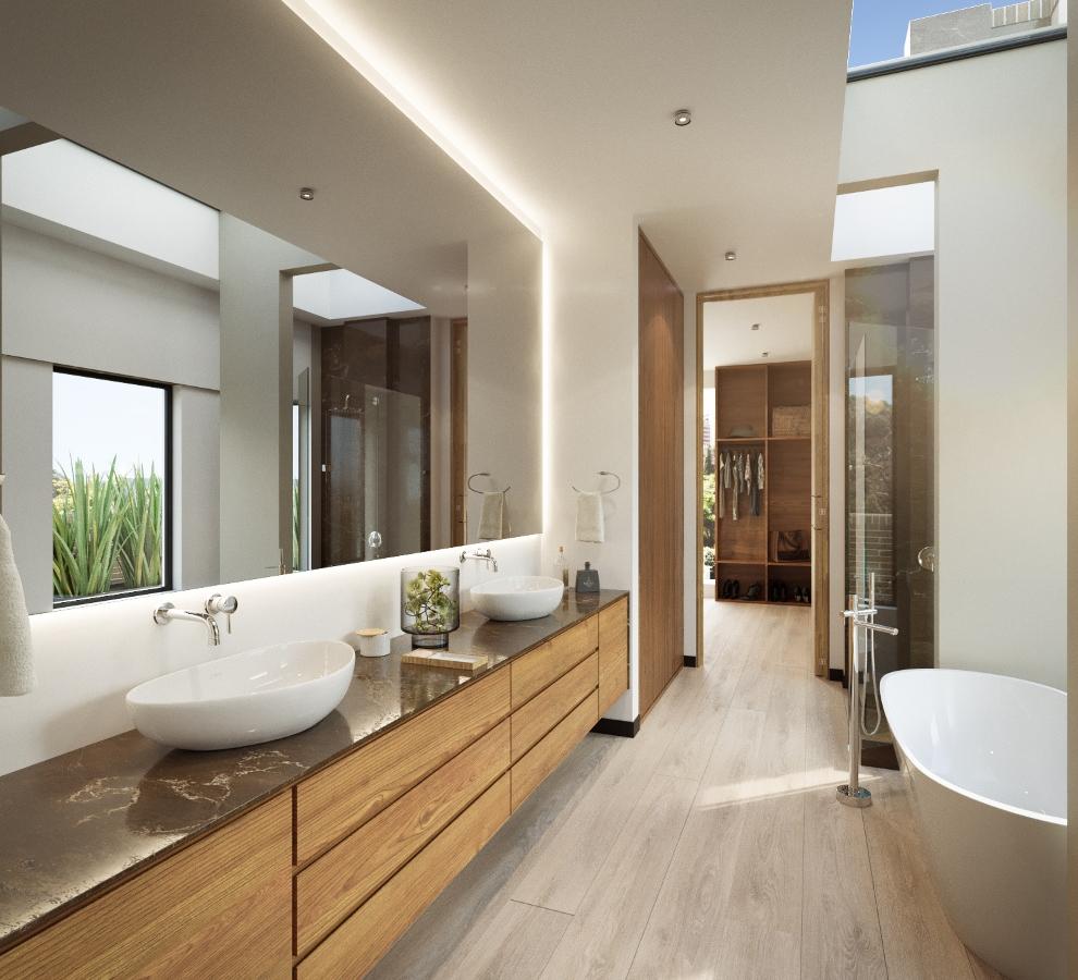 House rendering 17 – architecture interior design - MONOMO