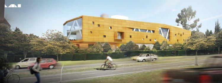 Architecture studio: TAB taller arquitectura de Bogotá