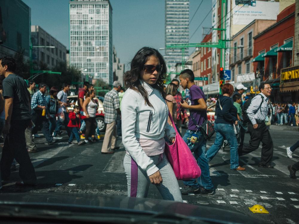 Eje Central Lazaro Cardenas, Centro Historico - Ciudad de México, MEXICO