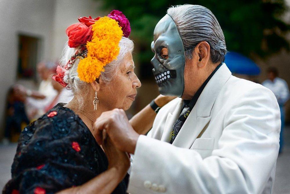 Día de Muertos 2013 #photography #cdmx #day #streets #coyoacán #mexico #mexicocity #nikon #sigma #35mm #1.4