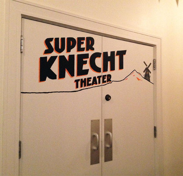 Superknecht Theater