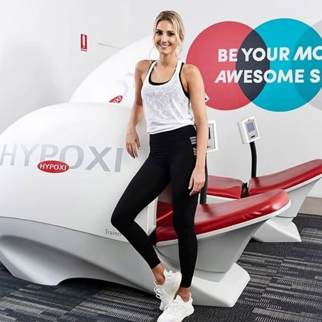 Hypoxi combines vacuum and compression with gentle exercise to burn stubborn body fat - one of our Star Ball Gold Coast auction prizes valued at $1,590 thanks to @hypoxihopeisland 🌟 #starlightau #starlightfoundation #starballgc #hypoxihopeisland