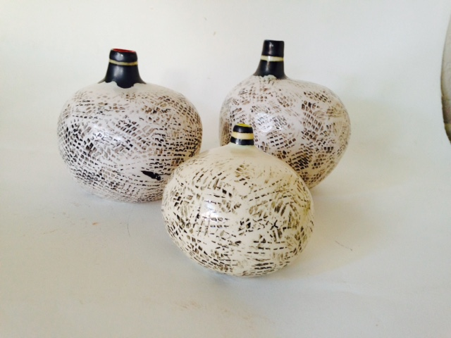 """2015 Porcelain Mid fire group: approx. 4""""x4"""""""