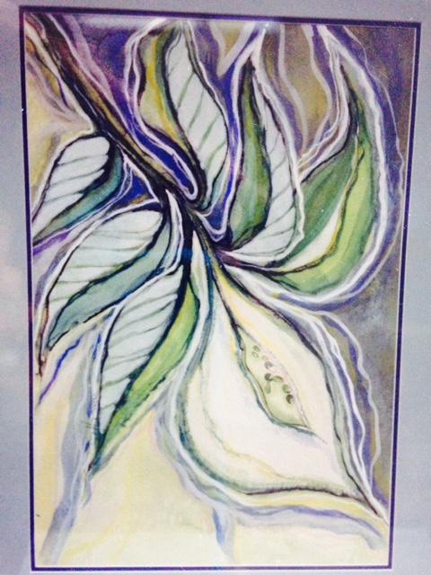 """1991 Watercolor: 18""""x24"""""""
