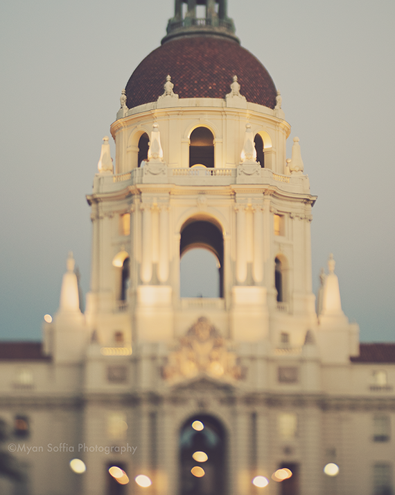 """Pasadena City Hall No.1"""